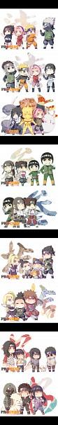 Tags: Anime, Pixiv Id 3165967, NARUTO, Haruno Sakura, Hyuuga Neji, Rock Lee, Aburame Shino, Yamanaka Ino, Gamakichi, Sai, Yuuhi Kurenai, Yamato (NARUTO), Nara Shikamaru