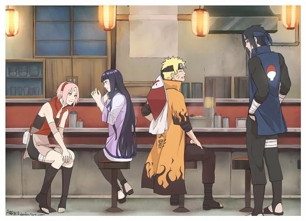 Tags: Anime, arriku, NARUTO, Uzumaki Naruto, Haruno Sakura, Hyuuga Hinata, Uchiha Sasuke, Fanart From DeviantART, deviantART, Fanart