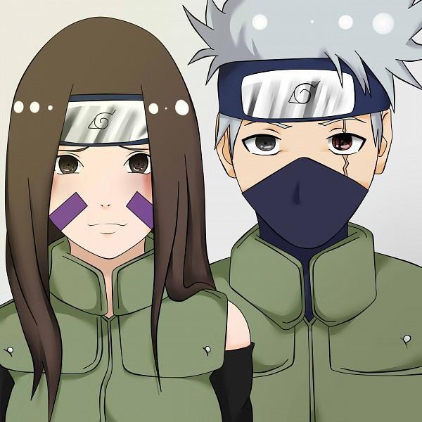 Tags: Anime, NARUTO, Nohara Rin, Hatake Kakashi, Kakarin, Fanart