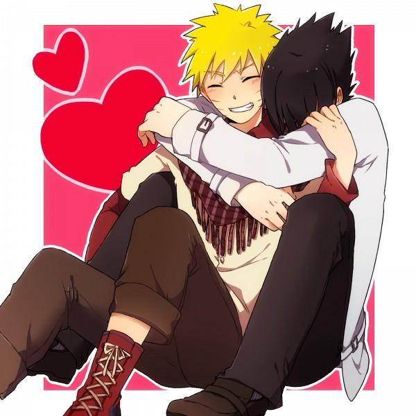 Tags: Anime, Asaikaku, NARUTO, Uchiha Sasuke, Uzumaki Naruto, Fanart From Pixiv, PNG Conversion, Fanart, Pixiv, NaruSasu
