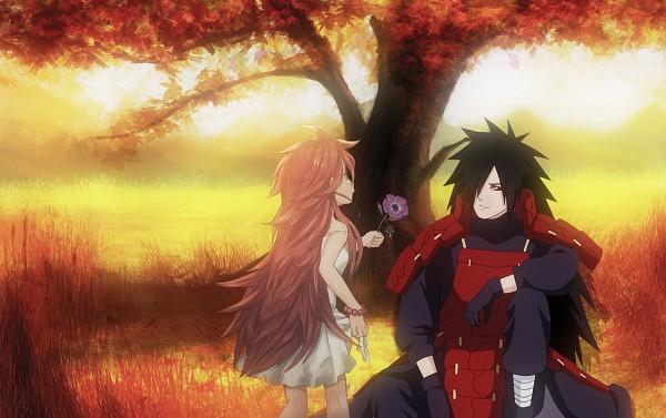 Tags: Anime, NARUTO, Fan Character, Uchiha Madara, Wallpaper
