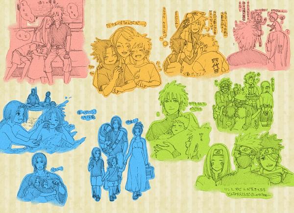 Tags: Anime, Sakumatw, NARUTO, Uzumaki Kushina, Hatake Sakumo, Uzumaki Naruto, Uchiha Obito, Uchiha Itachi, Haruno Sakura, Nohara Rin, Hatake Kakashi, Uchiha Fugaku, Namikaze Minato