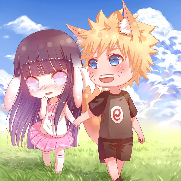 Tags: Anime, HaneRu, Naruto The Movie: The Last, NARUTO, Hyuuga Hinata, Uzumaki Naruto, Fanart From Pixiv, Fanart, Pixiv, NaruHina