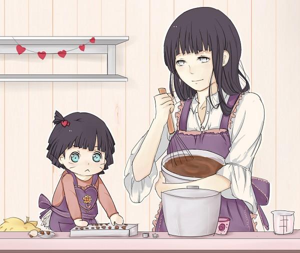 Tags: Anime, Pixiv Id 12802296, BORUTO, NARUTO, Uzumaki Boruto, Uzumaki Himawari, Hyuuga Hinata
