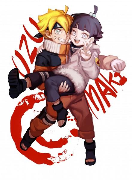 Tags: Anime, Noeunjung93, BORUTO, NARUTO, Uzumaki Boruto, Uzumaki Himawari, Hyuuga Hinata (Cosplay), Uzumaki Naruto (Cosplay), Pixiv, Fanart, Fanart From Pixiv, PNG Conversion, Mobile Wallpaper