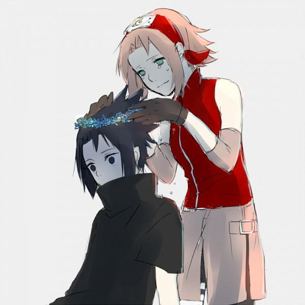 A WEDDING PRESENT FOR SASUKE AND SAKURA   Naruto Amino