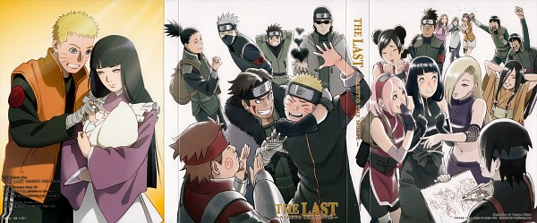 Tags: Anime, Studio Pierrot, Naruto The Movie: The Last, NARUTO, Aburame Shino, Hatake Kakashi, Akimichi Chouji, Uzumaki Naruto, Tenten, Sarutobi Konohamaru, Rock Lee, Yamanaka Ino, Haruno Sakura