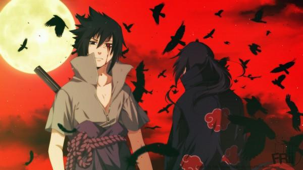 Tags: Anime, Pixiv Id 24950105, NARUTO, Uchiha Sasuke, Uchiha Itachi, Pixiv, Fanart From Pixiv, Wallpaper, HD Wallpaper, PNG Conversion, Fanart, Uchiha Clan, Uchiha Brothers
