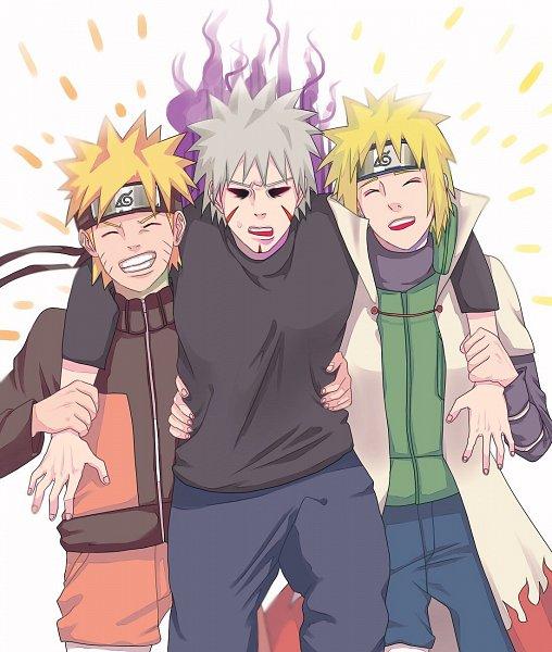 Tags: Anime, Pixiv Id 31236423, NARUTO, Namikaze Minato, Uzumaki Naruto, Senju Tobirama