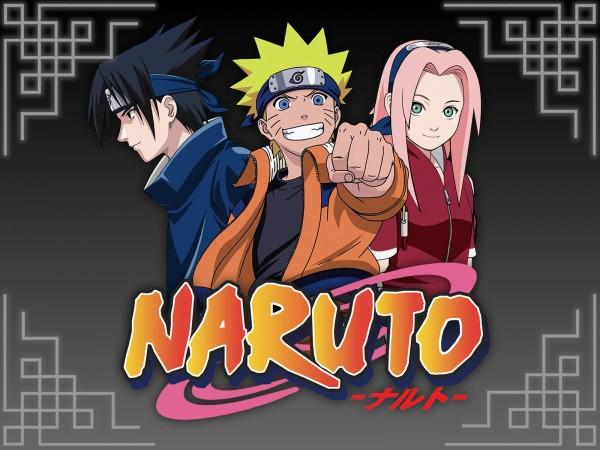 Tags: Anime, NARUTO, Uchiha Sasuke, Uzumaki Naruto, Haruno Sakura, Wallpaper, Team 7