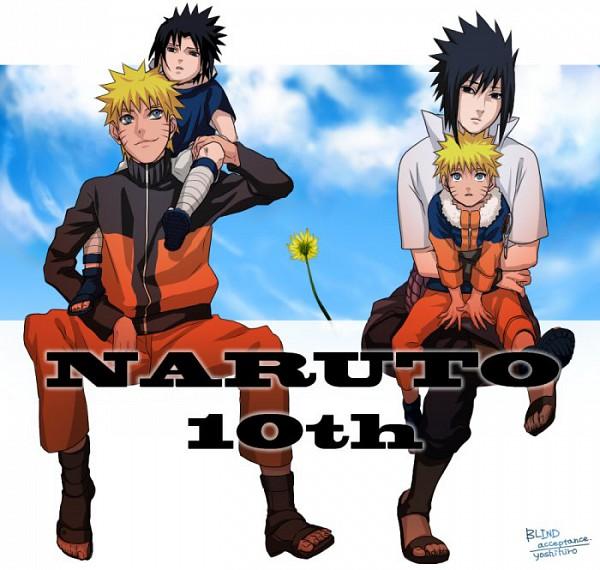 Tags: Anime, NARUTO, Uchiha Sasuke, Uzumaki Naruto, Artist Request