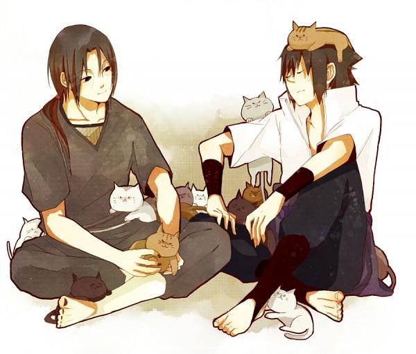 Tags: Anime, Xxll, NARUTO, Uchiha Itachi, Uchiha Sasuke, Pixiv, Akatsuki (NARUTO), Uchiha Brothers