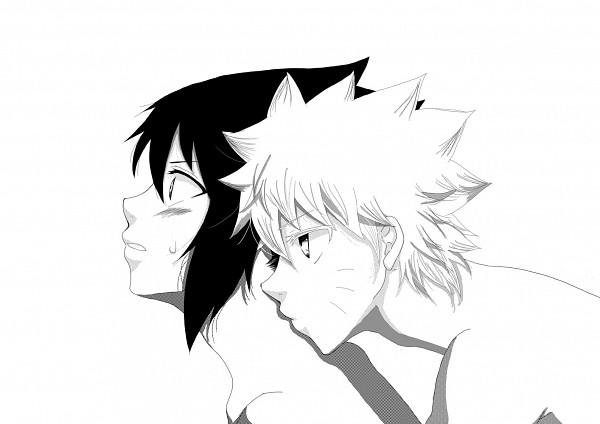 Tags: Anime, Pixiv Id 1795396, NARUTO, Uzumaki Naruto, Uchiha Sasuke, Jinchuuriki