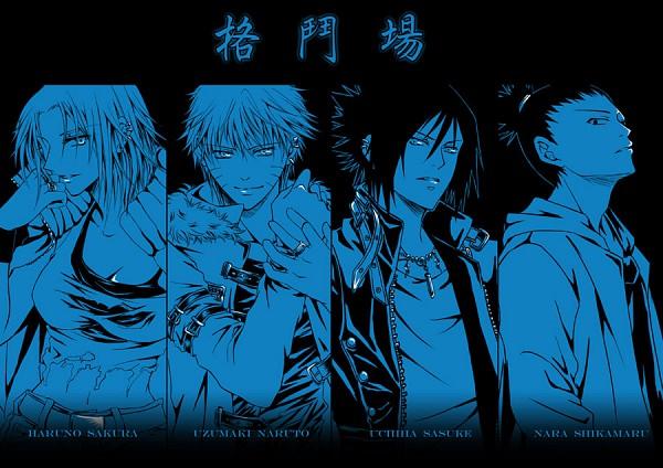 Tags: Anime, Momokolo, NARUTO, Uchiha Sasuke, Uzumaki Naruto, Haruno Sakura, Nara Shikamaru, Jinchuuriki