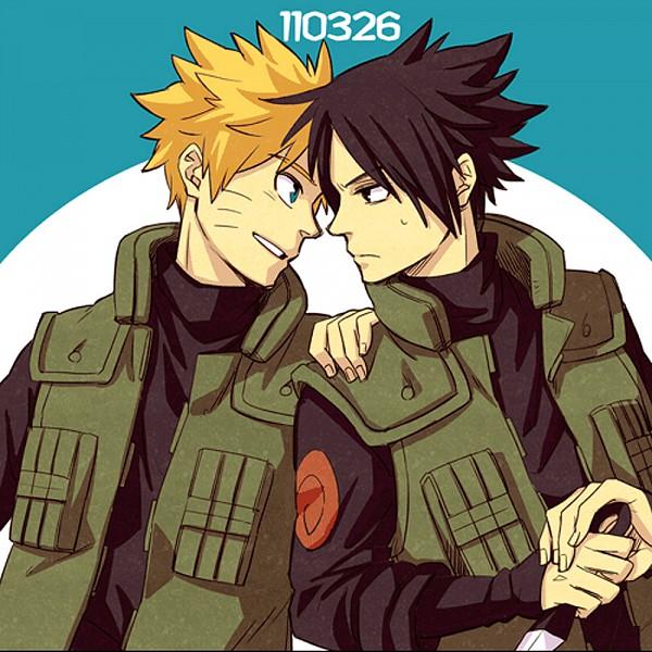 Tags: Anime, emi (10-RANKAI), NARUTO, Uchiha Sasuke, Uzumaki Naruto, NaruSasu, Jinchuuriki