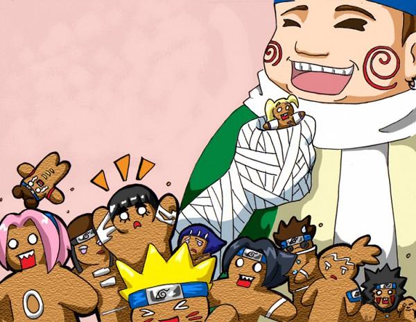Tags: Anime, NARUTO, Uzumaki Naruto, Yamanaka Ino, Nara Shikamaru, Haruno Sakura, Aburame Shino, Hyuuga Hinata, Akamaru (NARUTO), Tenten, Inuzuka Kiba, Uchiha Sasuke, Akimichi Chouji