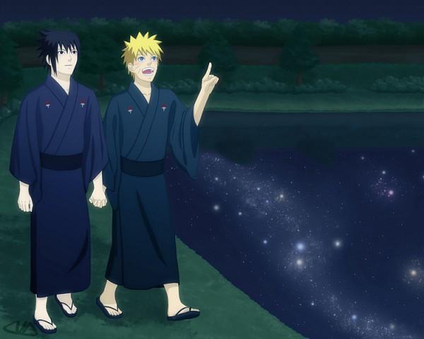 Tags: Anime, NARUTO, Uchiha Sasuke, Uzumaki Naruto, Jinchuuriki