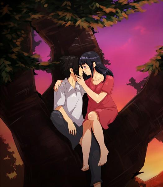 Tags: Anime, NARUTO, Hyuuga Hinata, Uchiha Sasuke, SasuHina