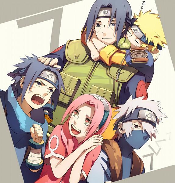 Tags: Anime, Min Tosu, NARUTO, Hatake Kakashi, Uchiha Sasuke, Uzumaki Naruto, Uchiha Itachi, Haruno Sakura, Pixiv, Fanart