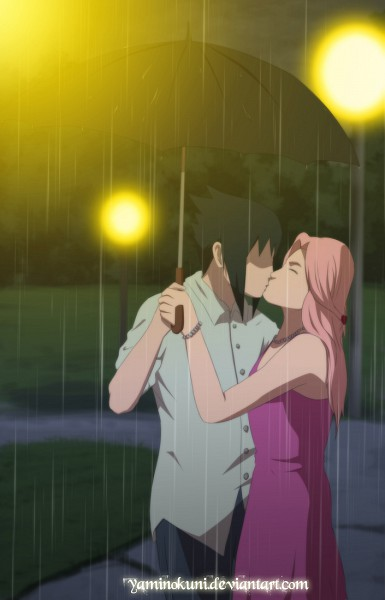 Tags: Anime, Yaminokuni, NARUTO, Uchiha Sasuke, Haruno Sakura, SasuSaku