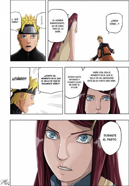 Tags: Anime, NARUTO, Uzumaki Kushina, Uzumaki Naruto, Translation Request, Artist Request, Colorization, Jinchuuriki, Uzumaki Family