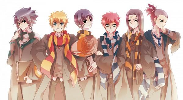 Tags: Anime, Kinei, NARUTO, Gaara, Sai, Hyuuga Neji, Uchiha Sasuke, Uzumaki Naruto, Nara Shikamaru, Harry Potter (Cosplay), V-neck, Facebook Cover, Pixiv