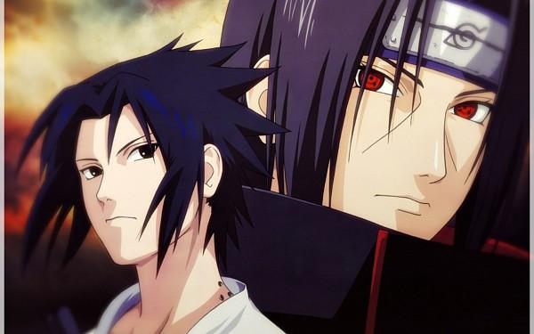 Tags: Anime, NARUTO, Uchiha Itachi, Uchiha Sasuke, Wallpaper, Akatsuki (NARUTO)
