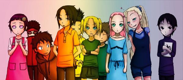 Tags: Anime, NARUTO, Sai, Aburame Shino, Uchiha Sasuke, Inuzuka Kiba, Uzumaki Naruto, Nara Shikamaru, Haruno Sakura, Akimichi Chouji, Hyuuga Hinata, Yamanaka Ino, Facebook Cover