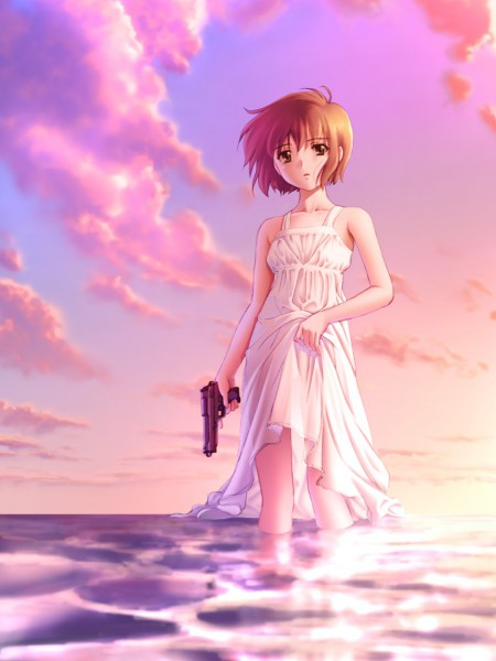 Tags: Anime, Tadano Akira, NOIR, Yuumura Kirika