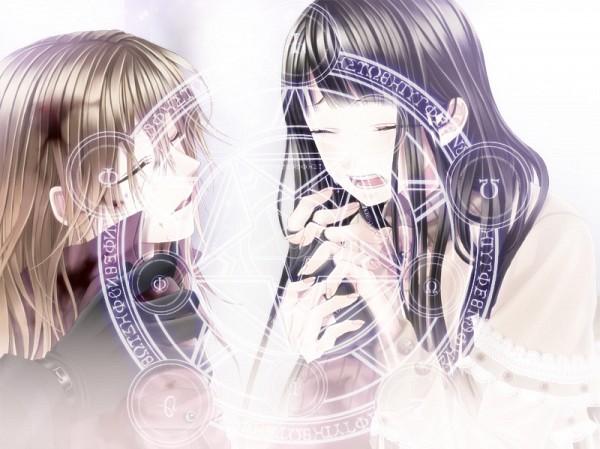 Tags: Anime, Tsukino Omame, Operetta, NOISE -voice of snow-, Mana (Noise), Rou (Noise)