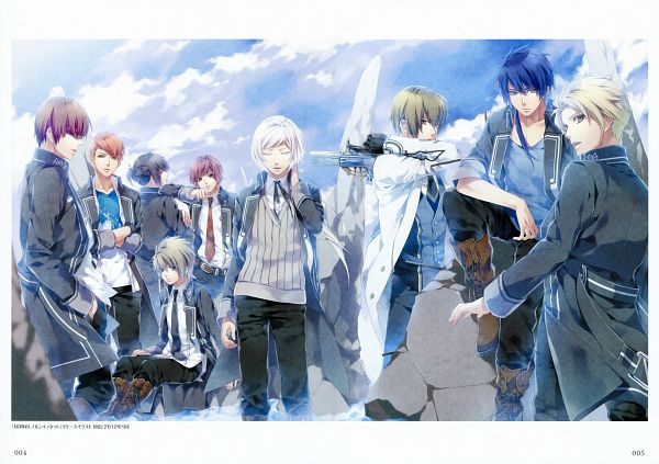 NORN9 ~Norn + Nonette~ - Otomate