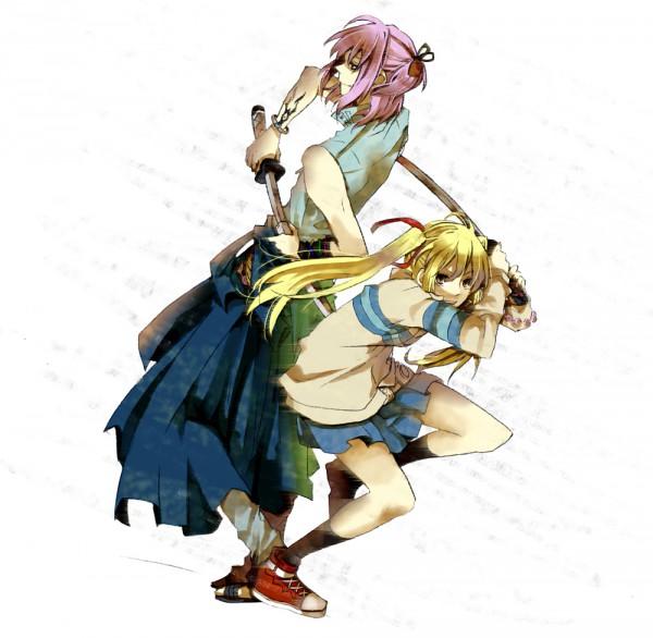 Tags: Anime, Sumi (38page), Kamatani Yuuki, Nabari no Ou, Shimizu Raikou, Shimizu Raimei, Pixiv, King Of Nabari
