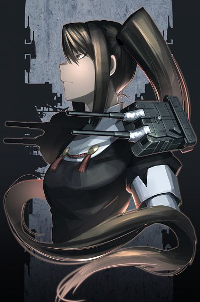 Tags: Anime, Hetza (Hellshock), Kantai Collection, Nachi (Kantai Collection)