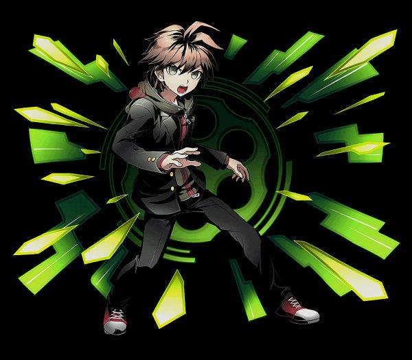 Tags: Anime, Danganronpa, Divine Gate, Naegi Makoto, Base Card