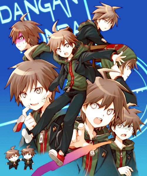 Tags: Anime, Pixiv Id 7376086, Danganronpa, Naegi Makoto