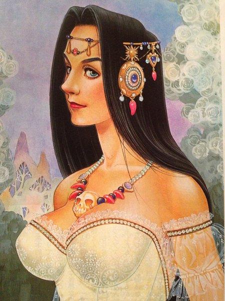 Naga The White Serpent - Slayers
