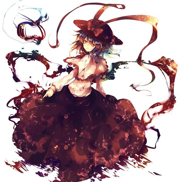 Tags: Anime, Kirero, Touhou, Nagae Iku, Pixiv, Fanart From Pixiv, PNG Conversion, Fanart, Iku Nagae
