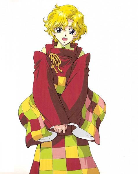 Tags: Anime, Harukanaru Toki no Naka de, Nagareyama Shimon, Official Art