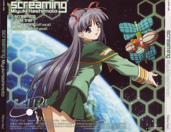 Tags: Anime, Navel (Studio), Soul Link, Nagase Sayaka, Honeycomb Pattern