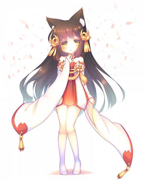 Tags: Anime, Pixiv Id 28883975, Azur Lane, Nagato (Azur Lane), Fanart From Pixiv, Pixiv, Wallpaper, Fanart