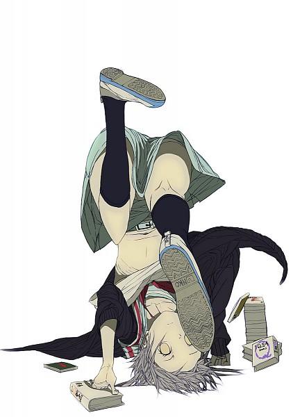 Tags: Anime, Tori Niku, Suzumiya Haruhi no Yuuutsu, Nagato Yuki, Mobile Wallpaper