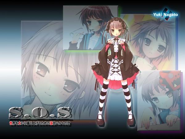 Tags: Anime, Suzumiya Haruhi no Yuuutsu, Nagato Yuki
