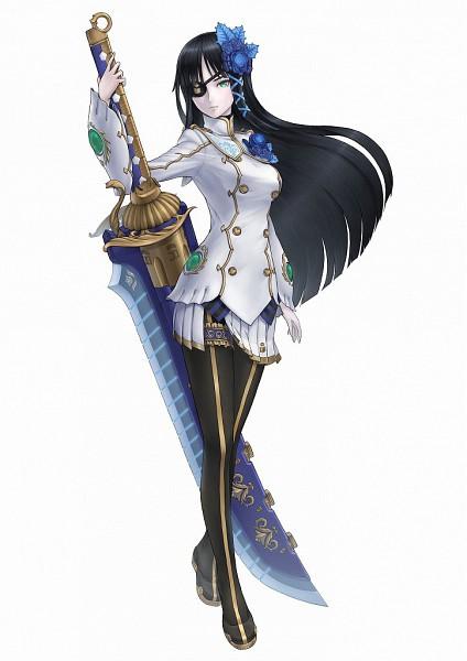 Tags: Anime, Kurojishi, Phantasy Star Series, Phantasy Star Portable 2 Infinity, Phantasy Star Universe, Nagisa (Psp2i), Mobile Wallpaper, Official Art