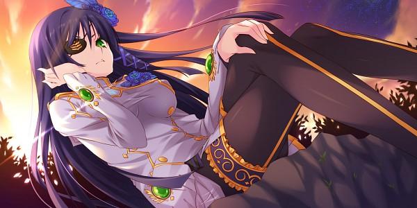 Tags: Anime, Kurojishi, Phantasy Star Series, Phantasy Star Portable 2 Infinity, Phantasy Star Universe, Nagisa (Psp2i), Facebook Cover