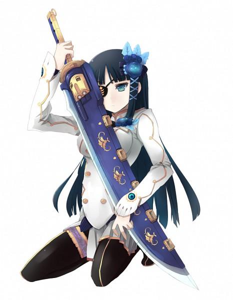Tags: Anime, Newhonpo, Phantasy Star Series, Phantasy Star Portable 2 Infinity, Phantasy Star Universe, Nagisa (Psp2i)