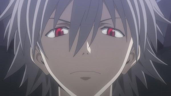 Tags: Anime, Neon Genesis Evangelion, Nagisa Kaworu, Wallpaper, HD Wallpaper, Facebook Cover, Screenshot