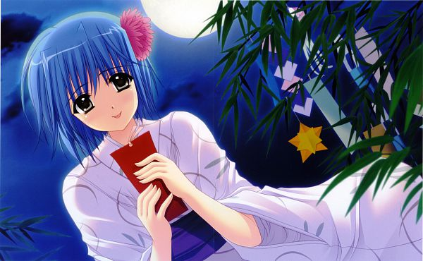 Tags: Anime, Nishimata Aoi, Navel (Studio), Marriage Royale, Nago Uruma, Tanabata, Wallpaper, Official Art
