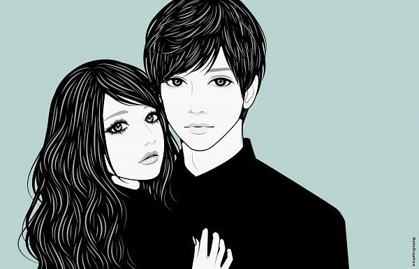 Tags: Anime, Naho Sono, Original, Facebook Cover, Pixiv