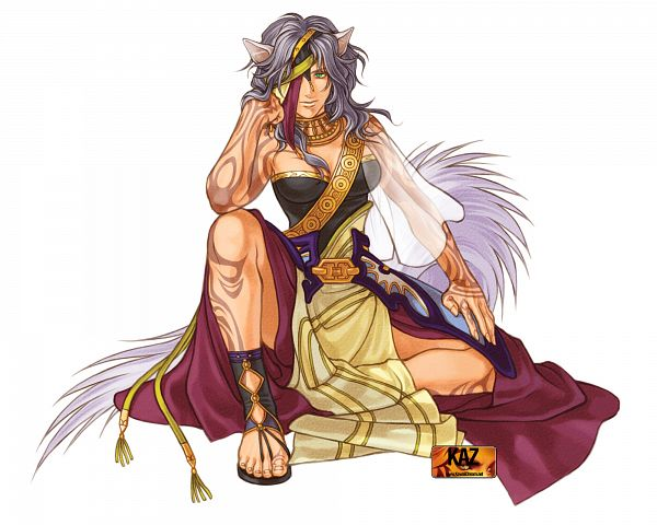 Nailah - Fire Emblem: Path of Radiance
