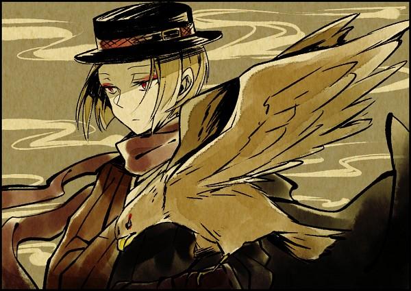 Tags: Anime, Pixiv Id 2484812, Bungou to Alchemist, Nakahara Chuuya (Bungou to Alchemist), Fanart From Pixiv, Pixiv, Fanart